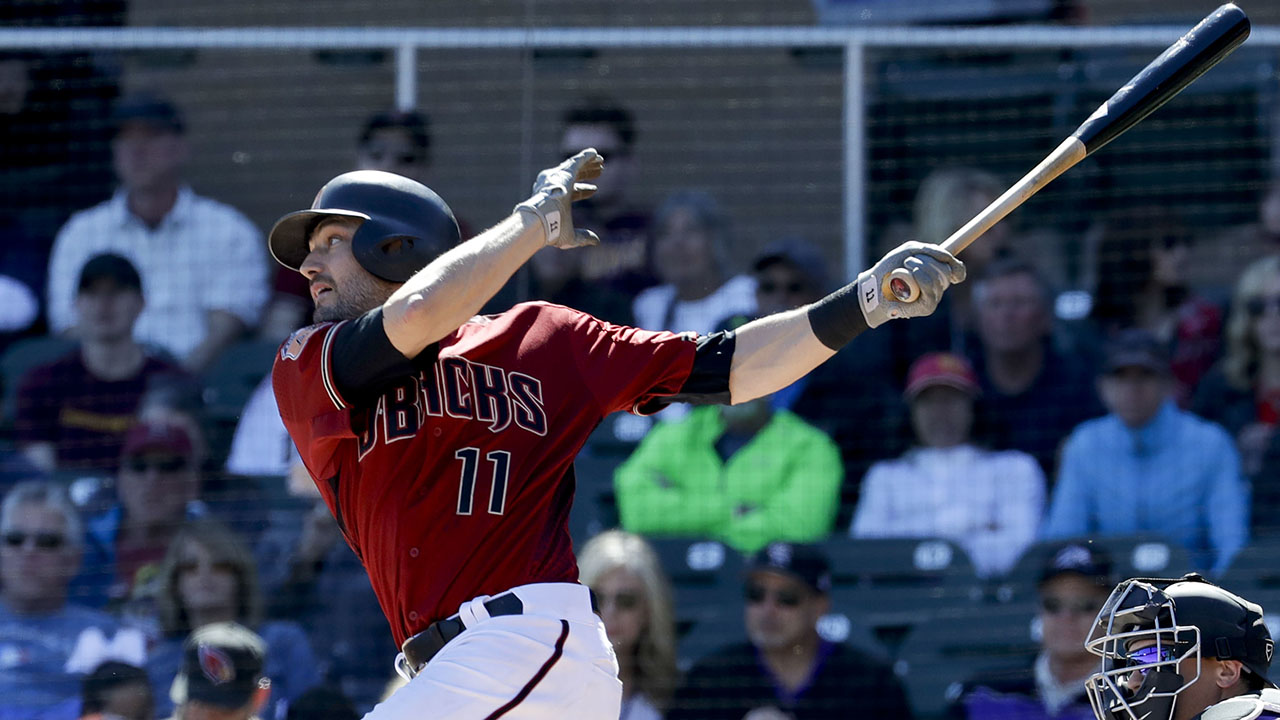 D-backs reaccionan pero al final caen contra San Diego